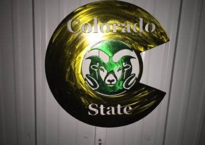 CSU-custom sign